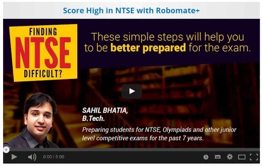 NTSE Preparation Tips and Strategies