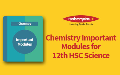 Important Modules for 12th HSC Science: Chemistry