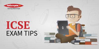 ICSE Exam tips