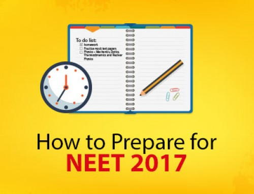 How to Prepare for NEET 2017