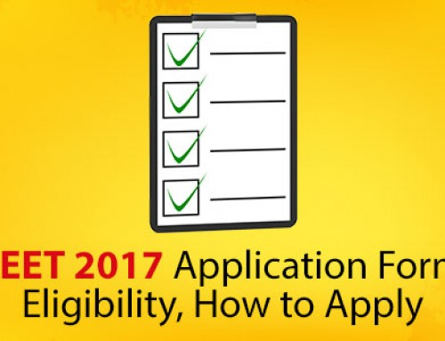 NEET 2017 Application Form, Eligibility, Exam Pattern & How to Apply.