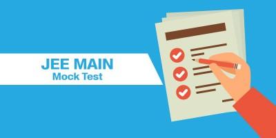 JEE MAIN MOCK TEST