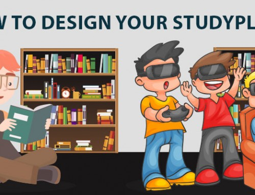 5 Tips to Design a Study Space that Promotes Learning