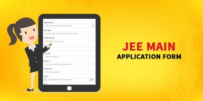 JEE Main Application Form 2018