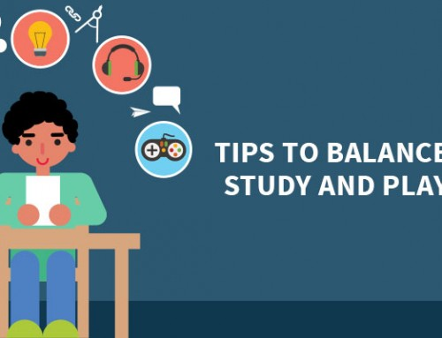 Tips to Balance Your Study and Play Time