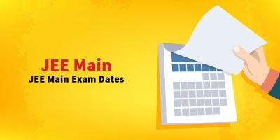 JEE Main 2018 Exam Dates