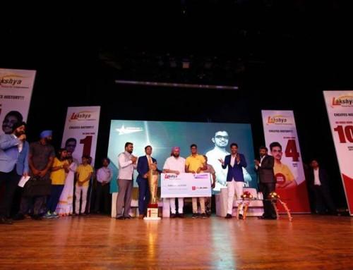 Lakshya Celebrates outstanding Achievers 2017
