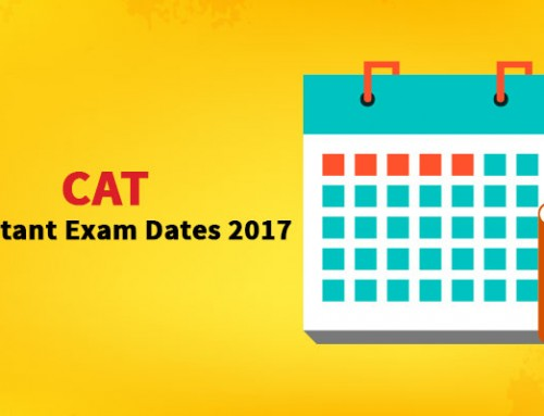 CAT Important Exam Dates 2017
