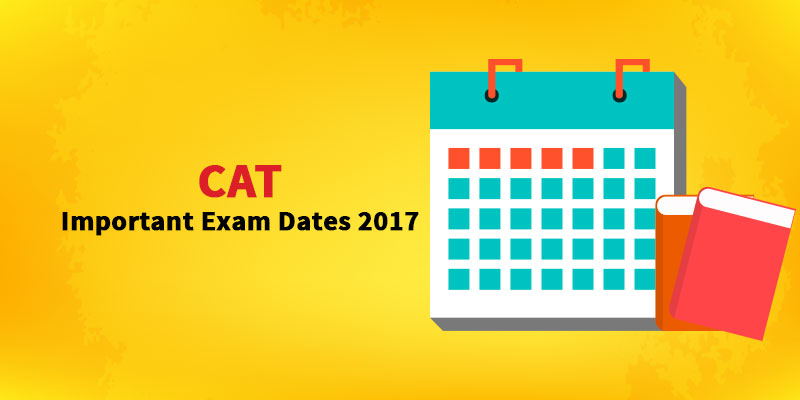 CAT Exam Dates