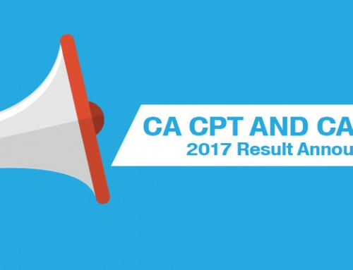 CA FINAL 2017 RESULT ANNOUNCED