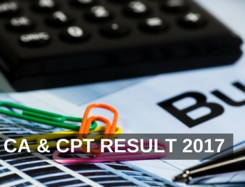CA FINAL AND CPT RESULT 2017 TO BE ANNOUNCED ON JULY 18!