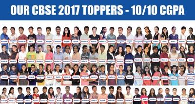 CBSE Class 10 Result 2017