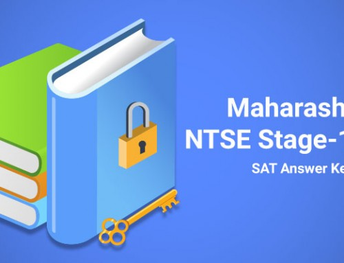 Maharashtra NTSE Stage-1 2016 SAT Answer Key