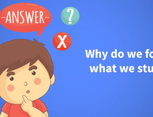 Why Learners Forget Information and How to Remember What We Learned?