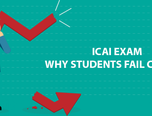 ICAI Exam – Why students fail CA IPCC?