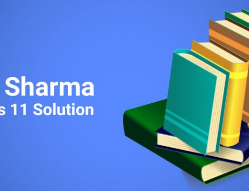 RD Sharma Class 11 Solutions – Maths Books You can Rely on
