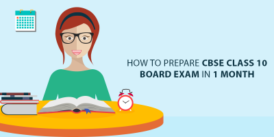 CBSE Board Exam In 1 Month