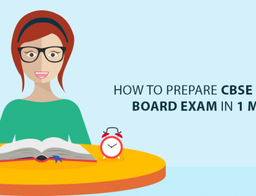 How To Prepare CBSE Class 10 Board Exam In 1 Month