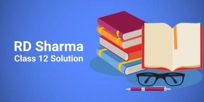 Mathematic Best Seller Textbook: RD Sharma Class 12 Solutions