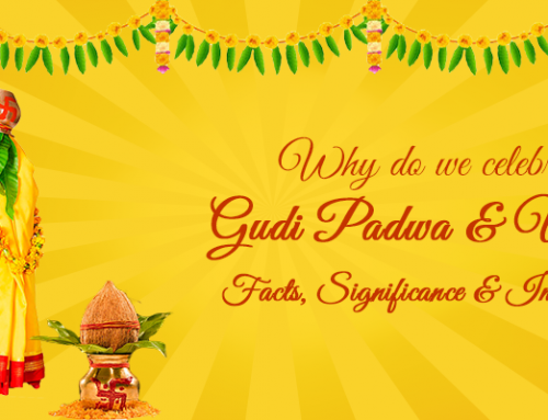 Why do we Celebrate Gudi Padwa/Ugadi