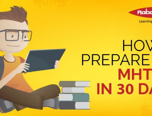 How to Prepare for MHT CET in 30 Days