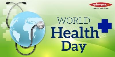 World Health Day - Robomate Plus