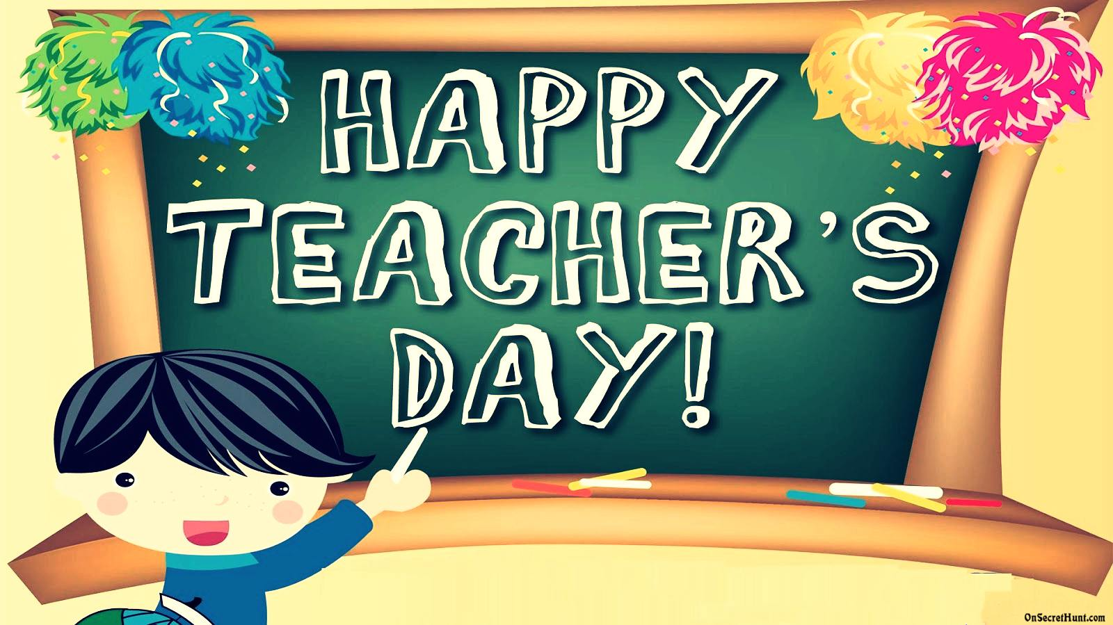 teachers day tips to make the day special