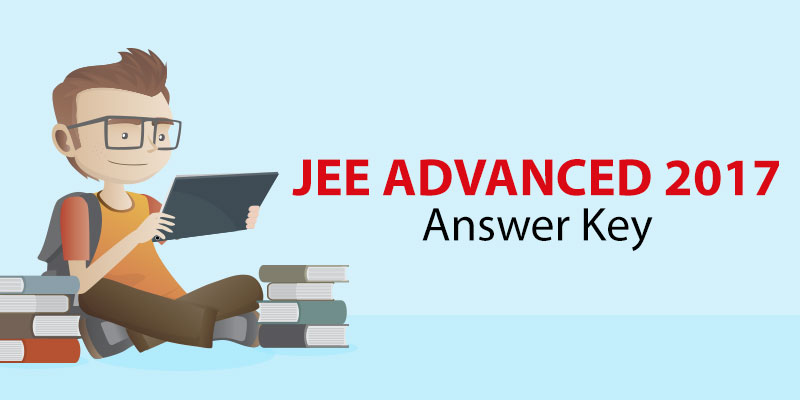 JEE Advanced 2017 Answer Key