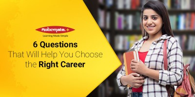 6 Questions That Will Help You Choose the Right Career - Robomate+