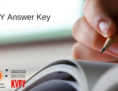 What after KVPY Stage I Exam 2016?