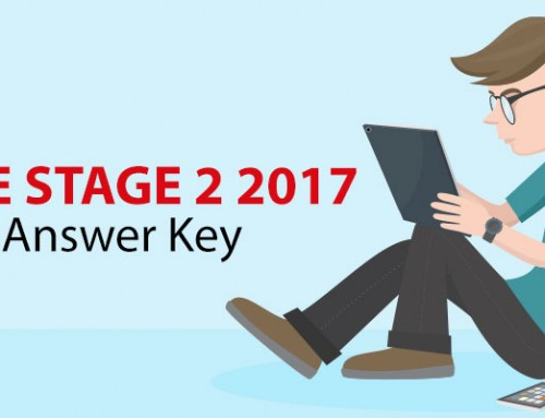 NTSE 2017 Stage-2 Answer Key
