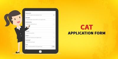 CAT Application Form