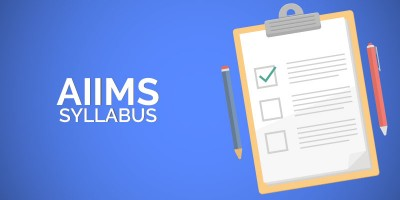 Syllabus of AIIMS
