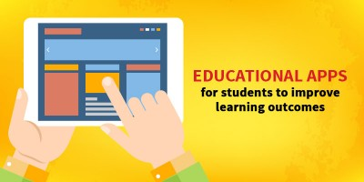 Educational apps for students to improve learning outcomes