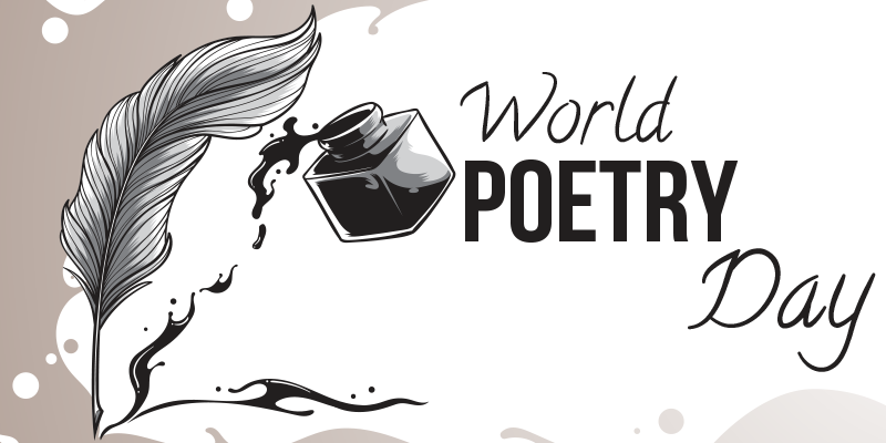 World Poetry Day - Robomate Plus