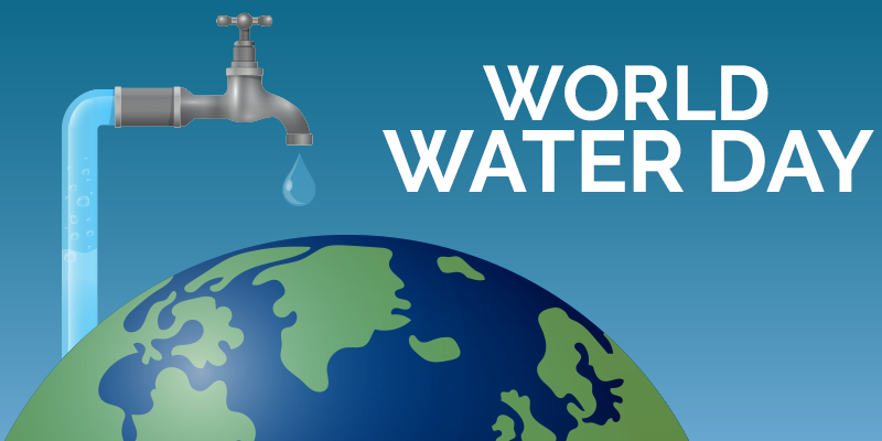 World Water Day - Robomate Plus