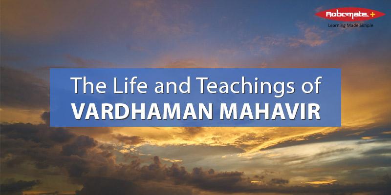 Robomate life teachings vardhaman mahavir
