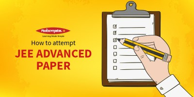 How to Attempt JEE Advanced Paper - Robomate Plus