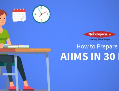 How to Clear AIIMS in 1 Month?