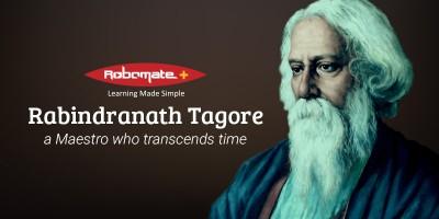 Rabindranath Tagore - Robomate+