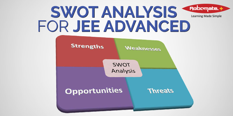 SWOT Analysis for JEE Advanced - Robomate Plus