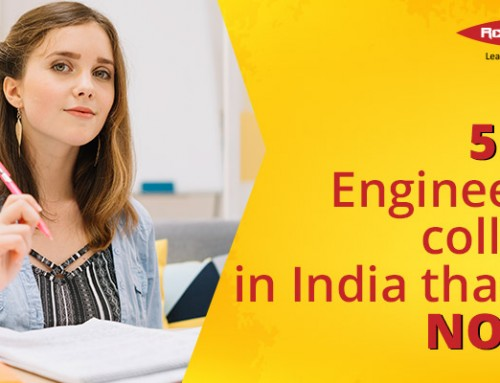 5 TOP Engineering colleges in India that are NOT IIT