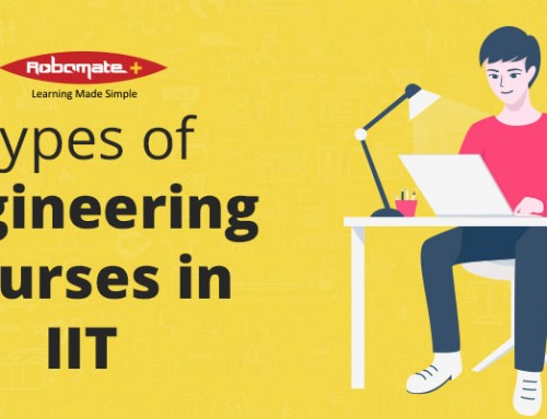 Types of Engineering Courses in IIT