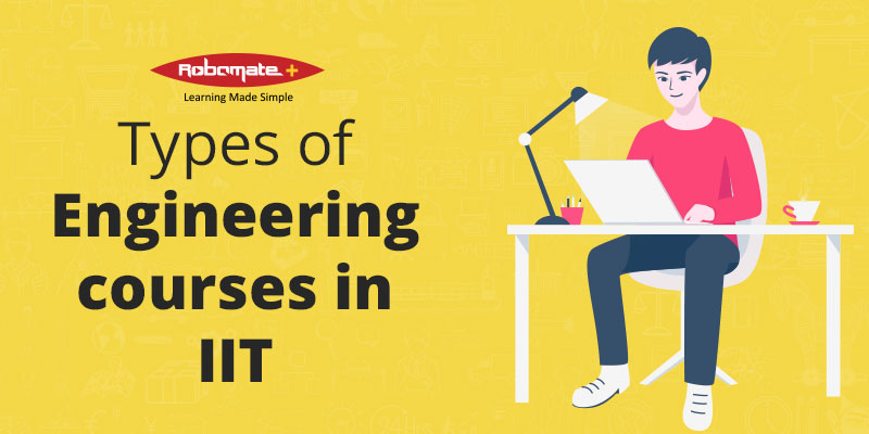 Types of Engineering Courses in IIT - Robomate+