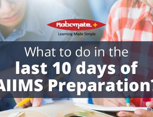 What to do in the last 10 days of AIIMS Preparation?