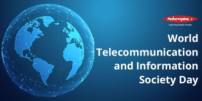World Telecommunication and Information Society Day - Robomate+