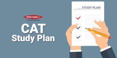 CAT Study Plan - Robomate+