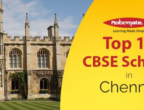 Top 10 CBSE Schools in Chennai