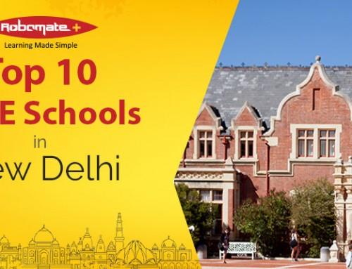 Top 10 CBSE Schools in New Delhi