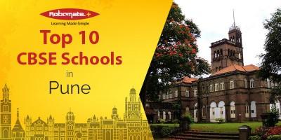 Top 10 Cbse Schools in Pune - Robomate+